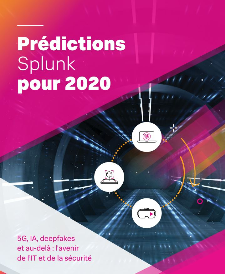 Splunk 2020 Predictions (French Language)