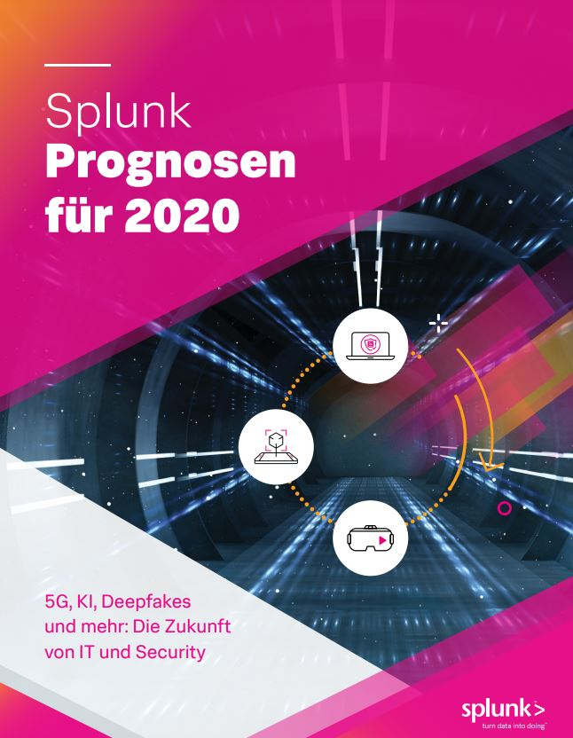 Splunk Predictions 2020 (German Language)