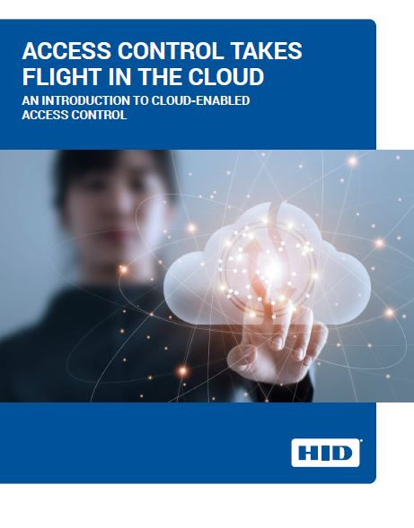 Access Control Takes Flight in the Cloud