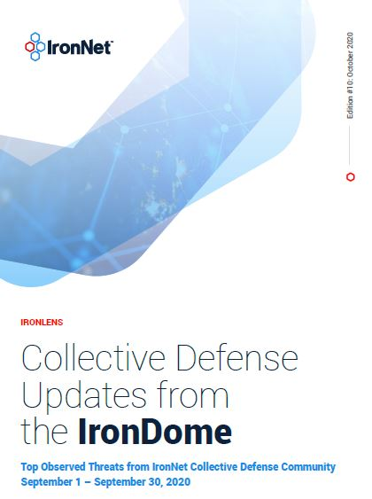 Collective Defense Updates from the IronDome