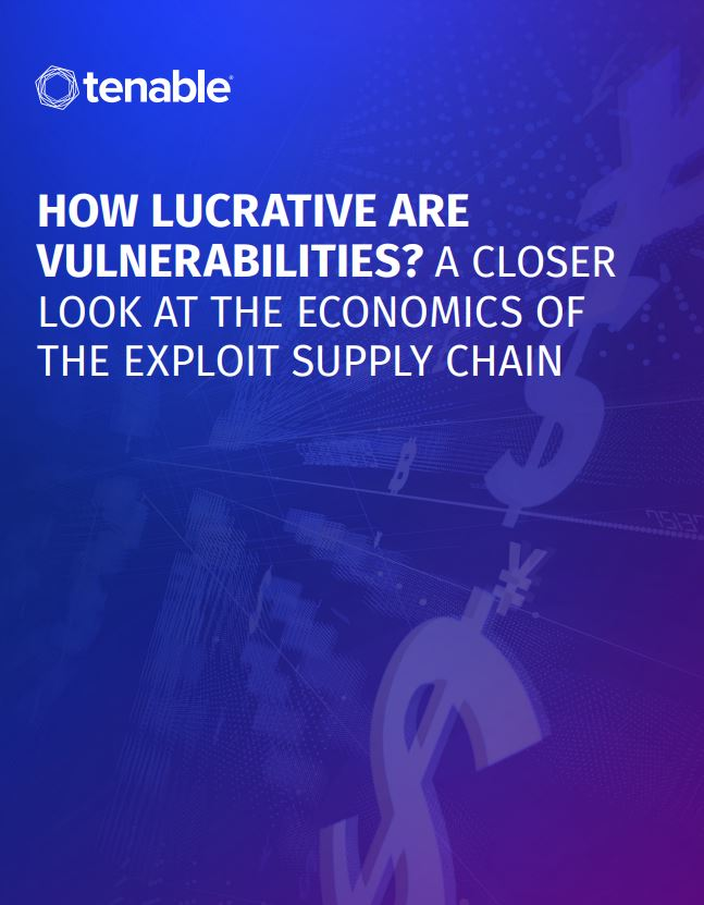 Tenable Research: How Lucrative Are Vulnerabilities?