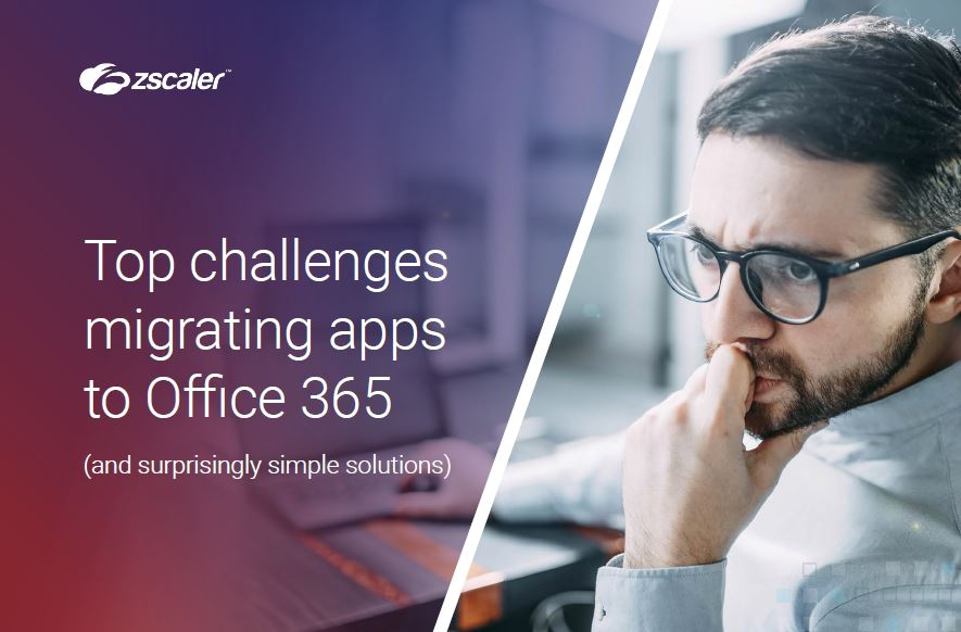 Top Challenges Migrating Apps to Office 365