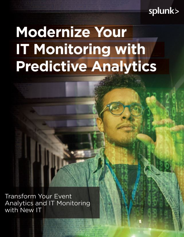 Modernize Your IT Monitoring with Predictive Analytics