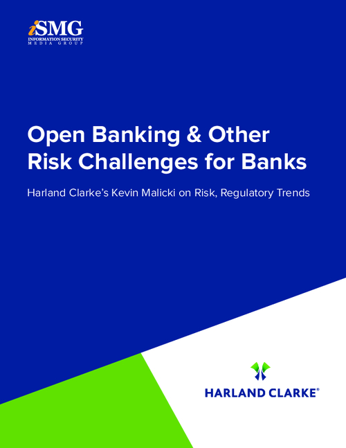 Open Banking & Other Risk Challenges For Banks