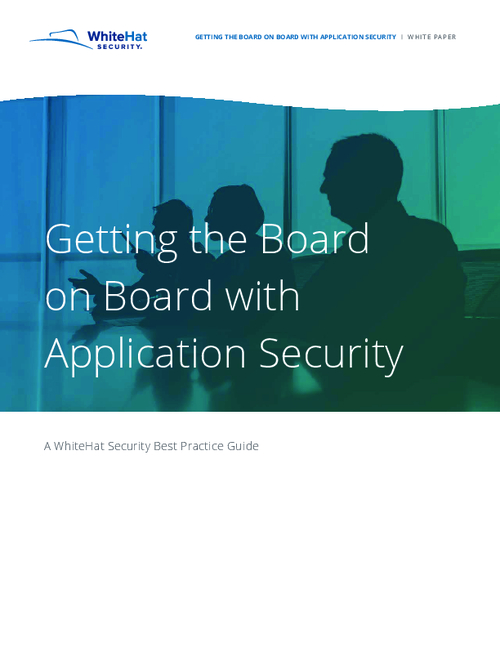 Application Security: Why the Whole Company Needs to be on Board