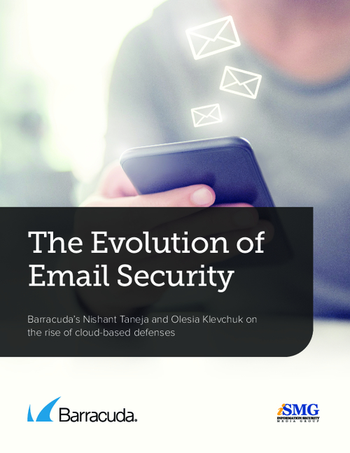 The Evolution of Email Security
