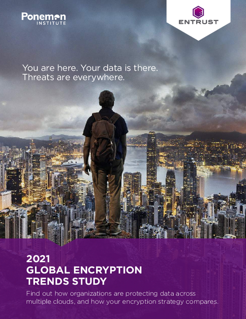 2021 Global Encryption Trends Study