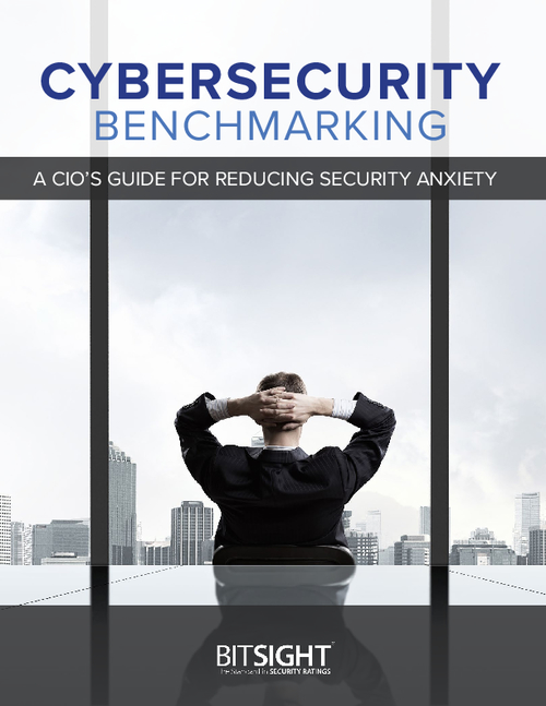 Cybersecurity Benchmarking: A CIO's guide for Reducing Security Anxiety