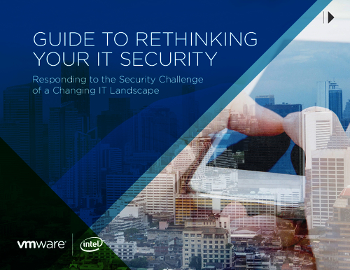 5 Areas for Rethinking IT Security