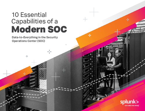 10 Essential Capabilities of a Modern SOC