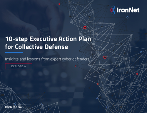 10 Step Executive Action Plan For Collective Defense