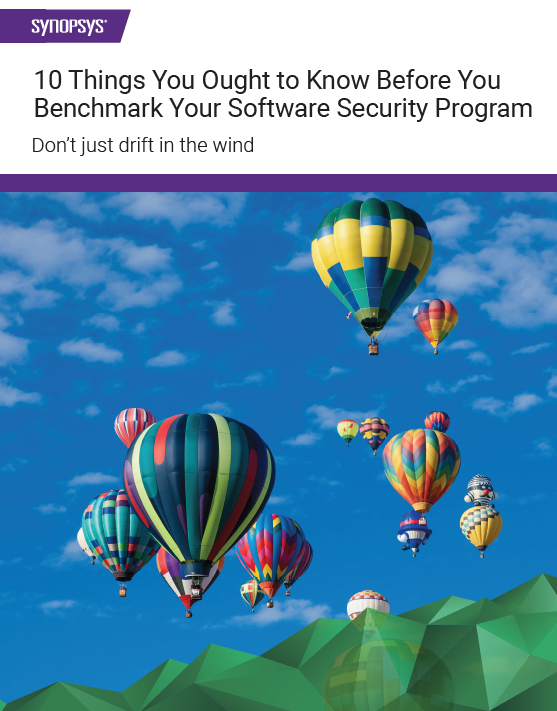 10 Things You Ought to Know Before You Benchmark Your Security Program
