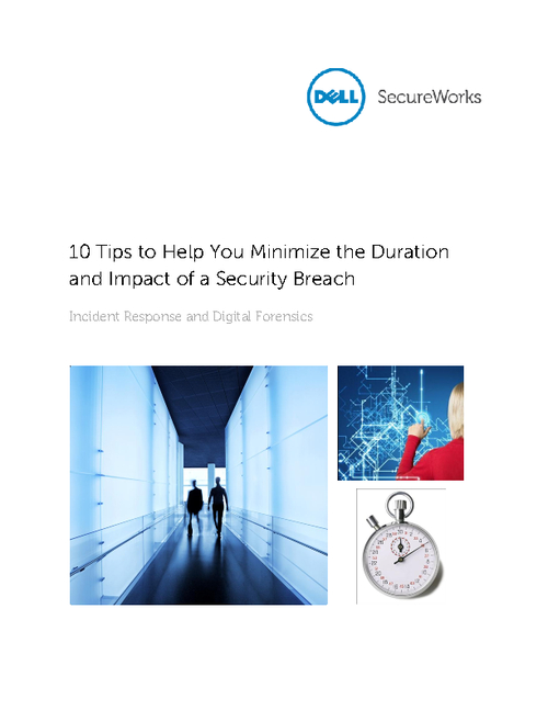 10 Tips to Minimize Impact of a Breach