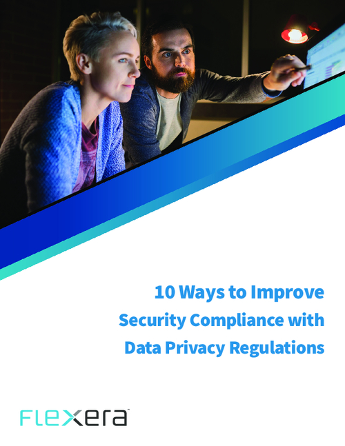 Improving Security Compliance in The Financial Industry With Data Privacy Regulations