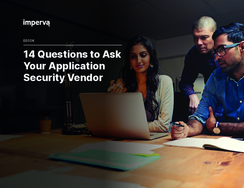 14 Questions to Ask your Application Security Vendor