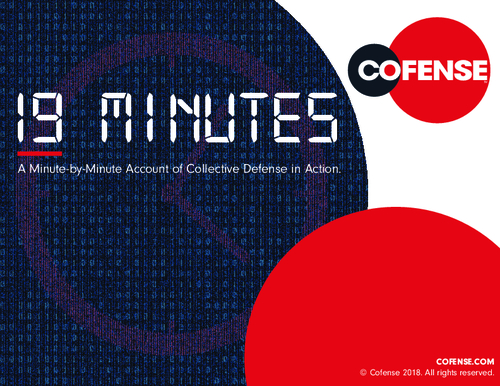 19 Minutes: A Minute-by-Minute Account of Stopping a Phishing Attack in Healthcare