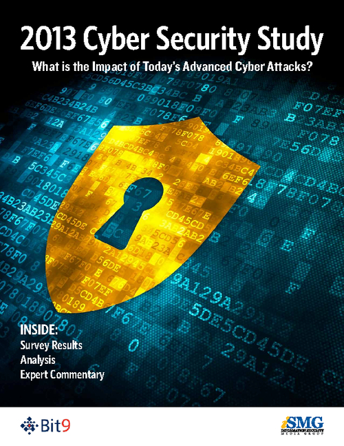 2013 Cyber Security Research Report