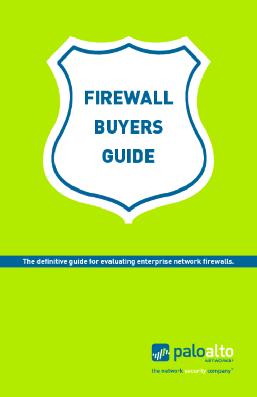 The 2014 Firewall Buyers Guide