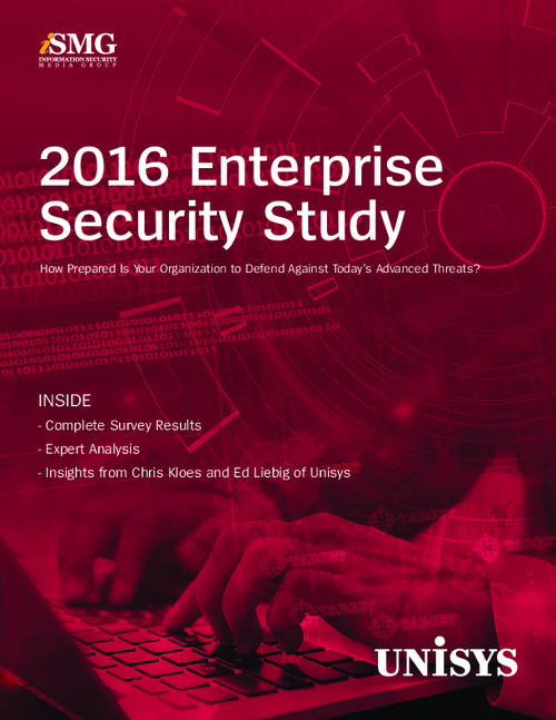 2016 Enterprise Security Study