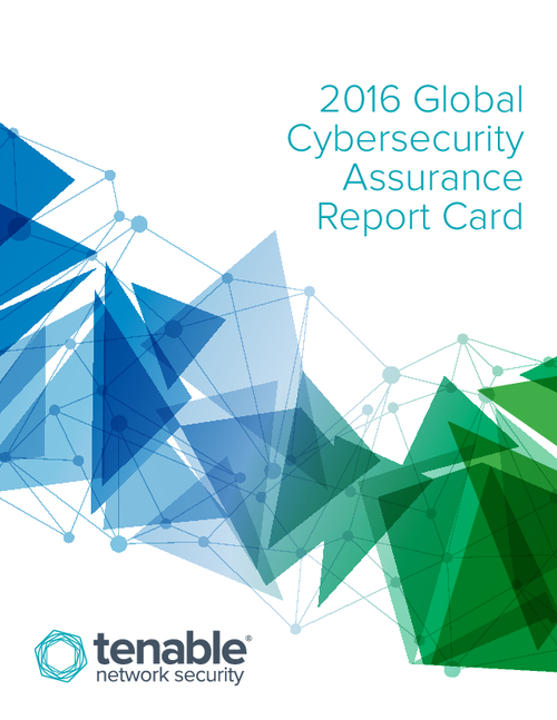2016 Global Cybersecurity Assurance Report Card