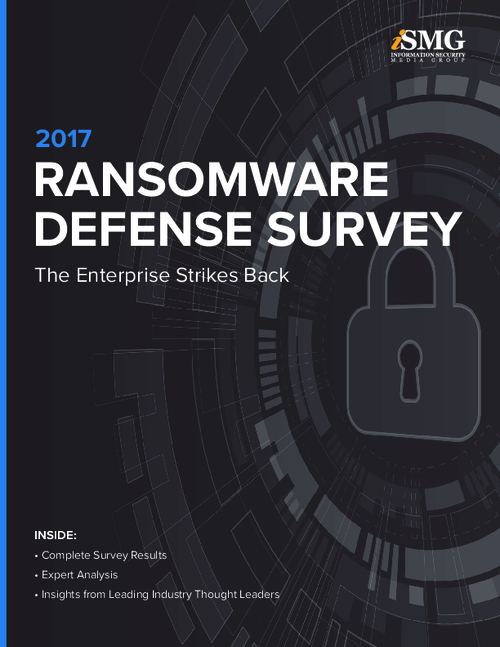 2017 Ransomware Defense Survey