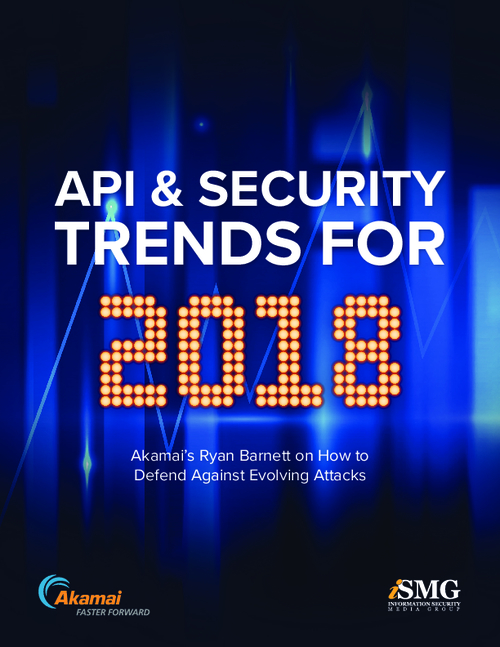 2018 API and Security Trends