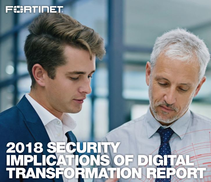 2018 Security Implications of Digital Transformation Report