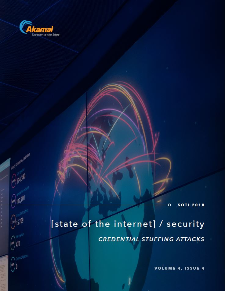 2018 State of the Internet / Security - Credential Stuffing Attacks Report