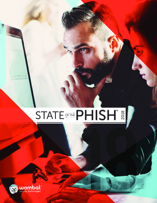2018 Report: Security Awareness Training & Anti-Phishing