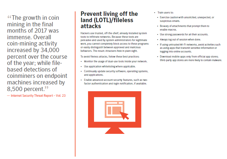 2018 Internet Security Threat Report (ISTR)