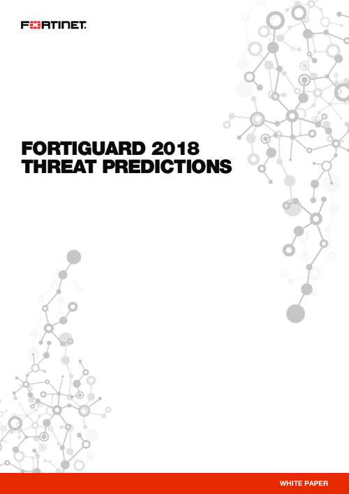2018 Threat Predictions