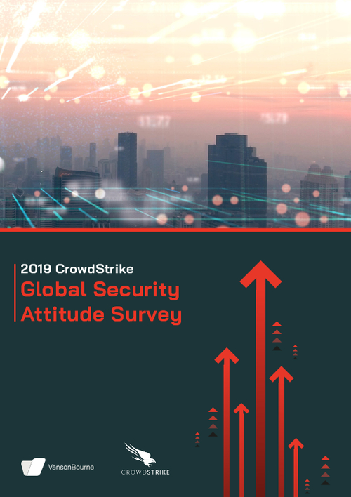 2019 CrowdStrike Global Security Attitude Survey