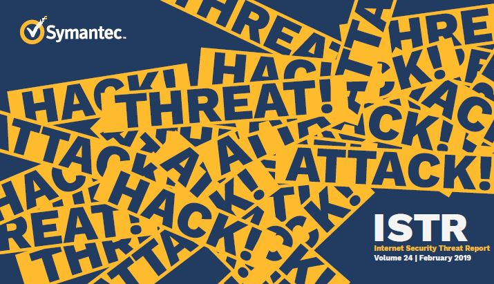 2019 Internet Security Threat Report