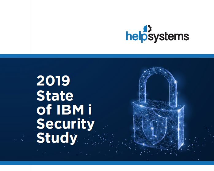 2019 Sate of IBM i Security Study