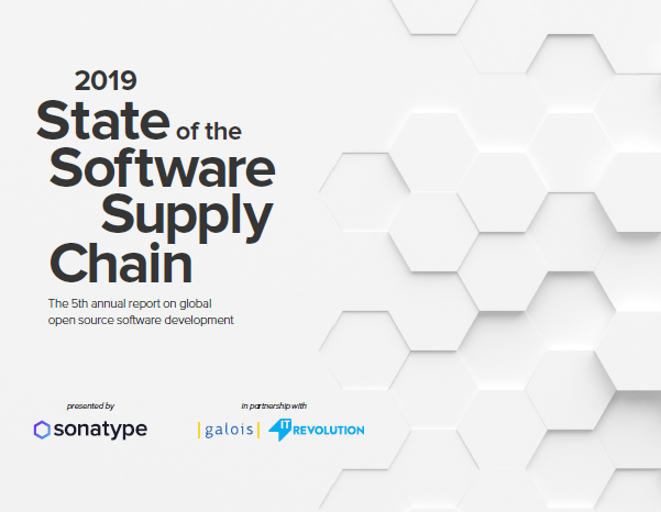 2019 State of the Software Supply Chain Report