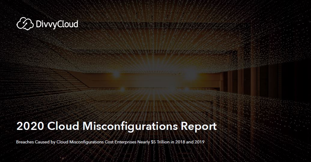 2020 Cloud Misconfigurations Report
