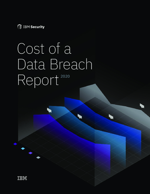 2020 Cost of Data Breach Study: Global Overview
