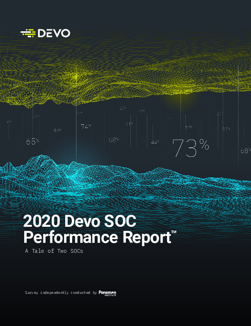 2020 Devo SOC Performance Report: A Tale of Two SOCs