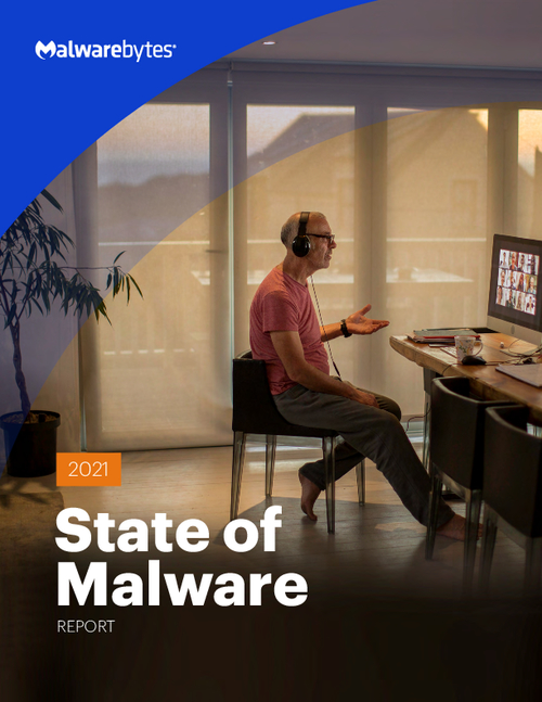 2021 State of Malware Report
