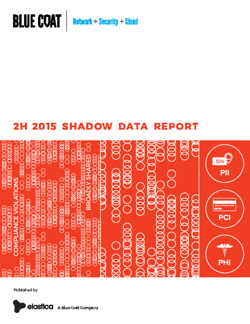 2015 Shadow Data Report