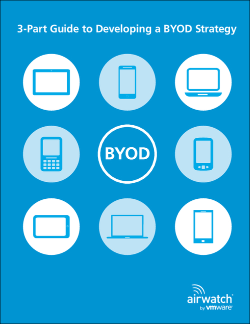 3-Part Guide to Developing a BYOD Strategy