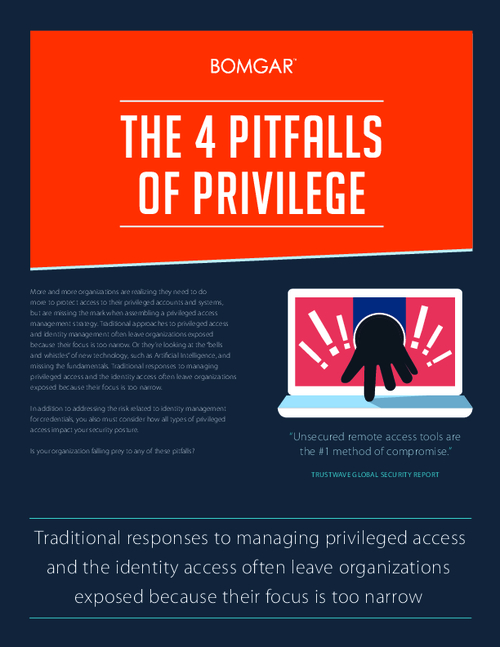 Don't Fall Prey to These Privilege Pitfalls