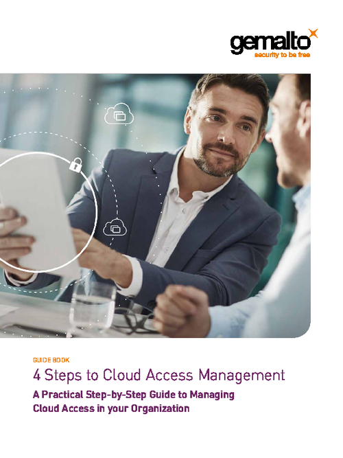 4 Steps to Cloud Access Management