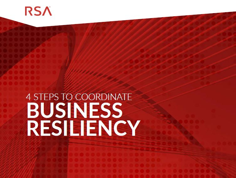 4 Steps to Coordinate Building Business Resiliency