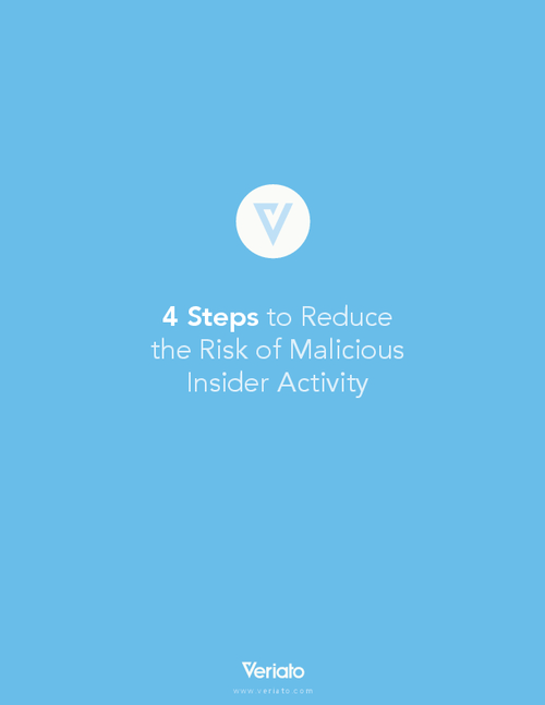 4 Steps to Reduce the Risk of Malicious Insiders