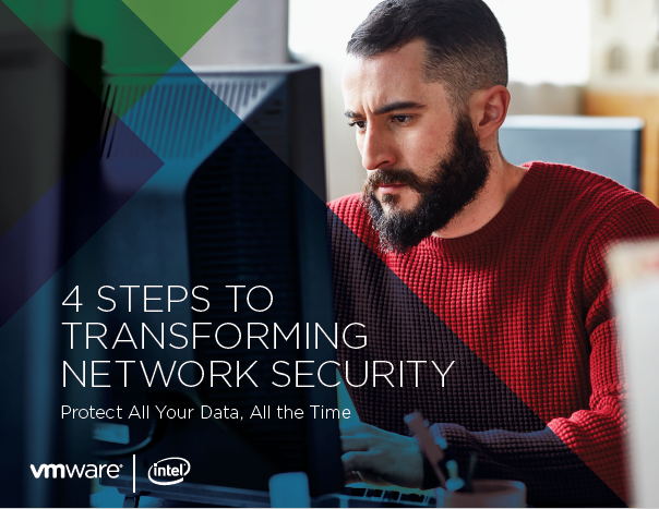 4 Steps to Transforming Network Security
