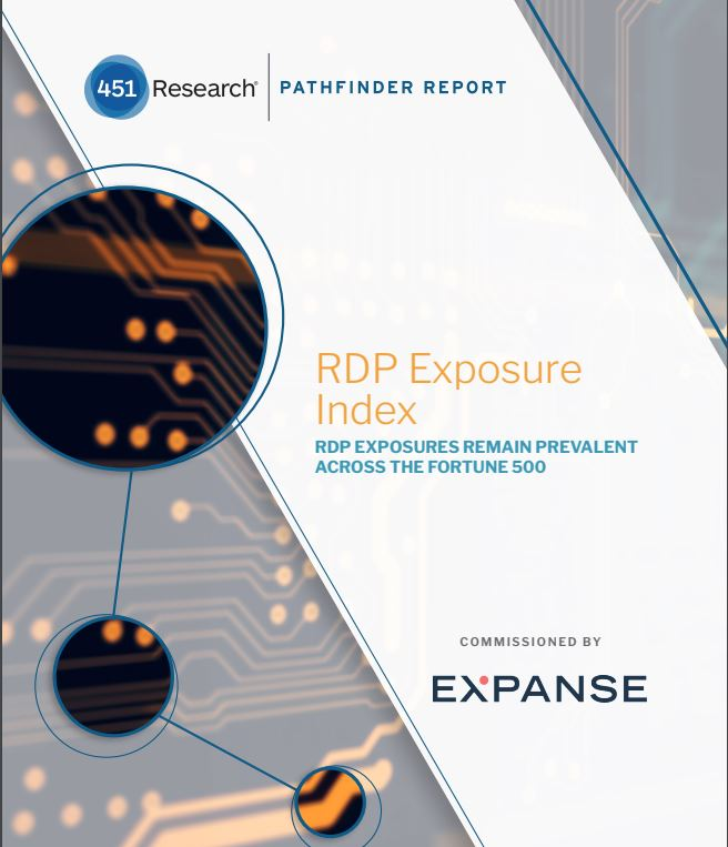 451 Research Report Around RDP Exposures
