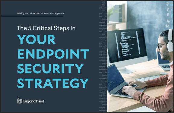 Optimize your Endpoint Security Strategy - The Critical Steps