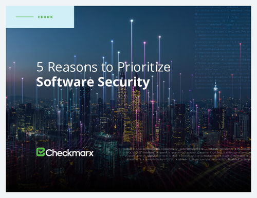 5 Reasons to Prioritize Software Security