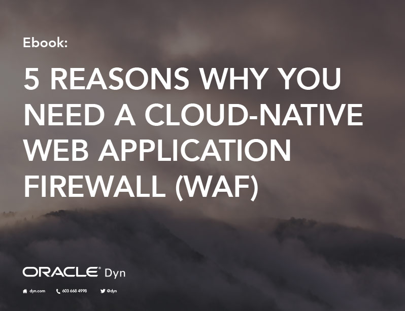 5 Reasons why you need a Cloud-native Web Application Firewall (WAF)